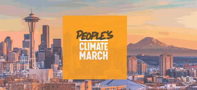 Seattle Climate March: Sept 21