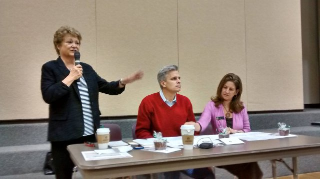 41st LD Town Hall, March 14, 2015