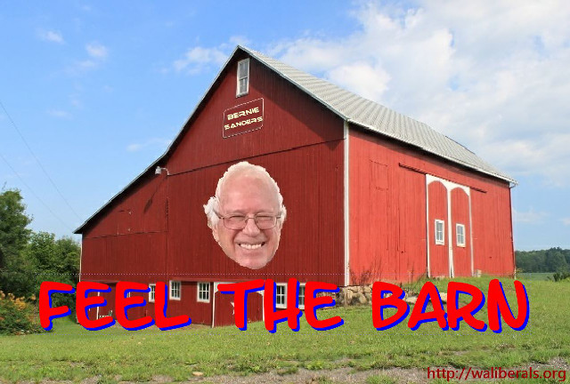 Feel the Barn