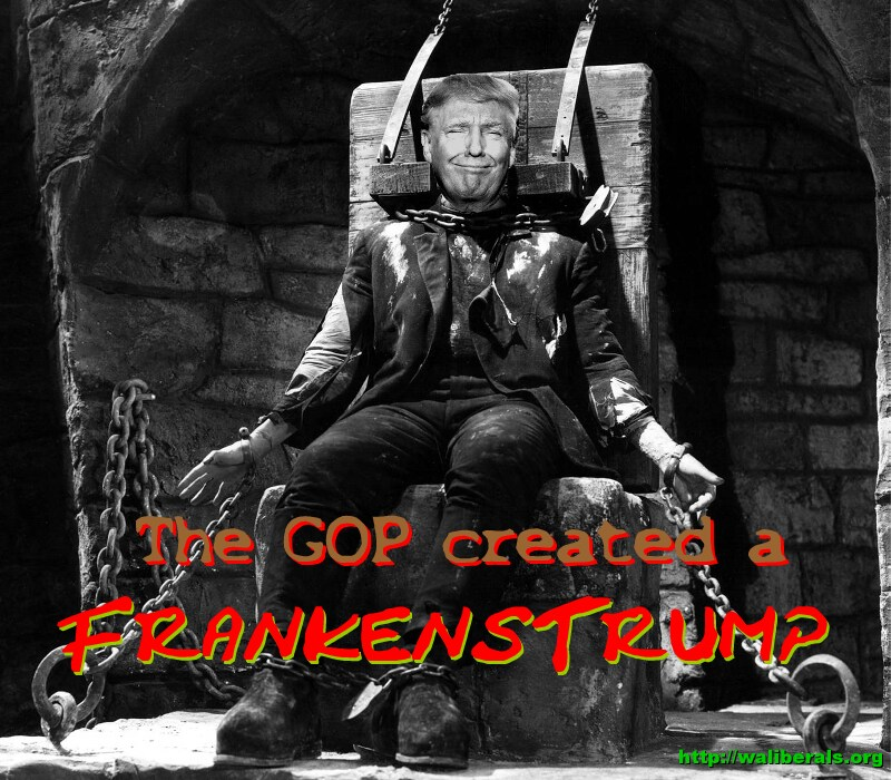 FrankensTrump: the monster the GOP created