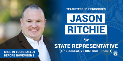Jason Ritchie for House