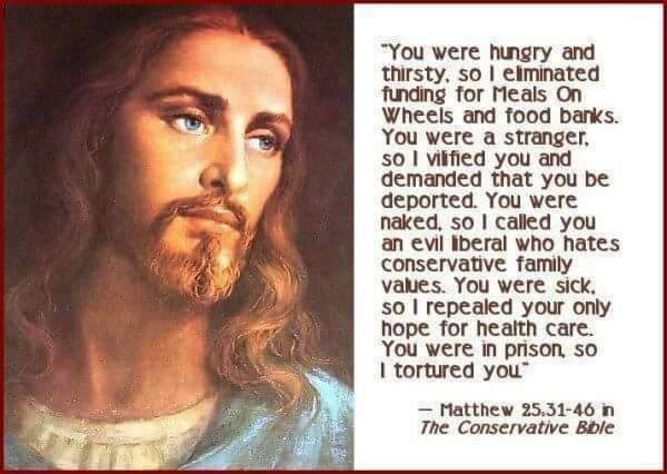 Conservative Bible Quote