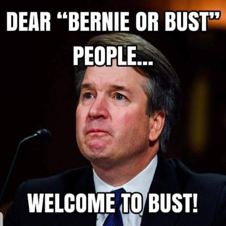 Welcome to Bust